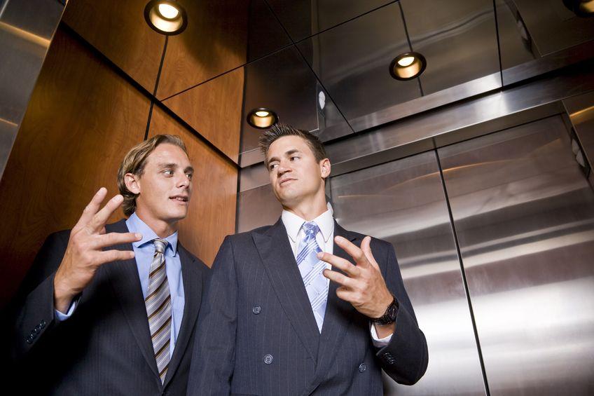 エレベータートークで相手の心を1分で掴む方法