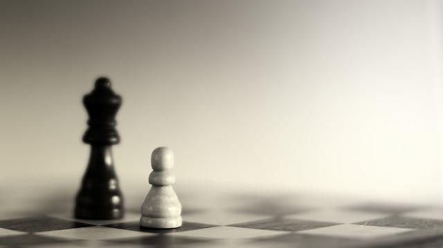 戦略と戦術の違い。